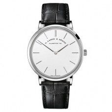 A. Lange & Sohne Saxonia Thin Manual Wind 40mm Mens Watch 211.027 Imitation