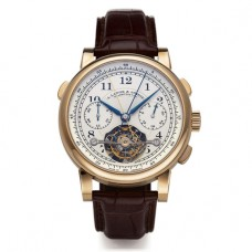 A. Lange & Sohne Tourbograph Pour le Merite Mens Watch 712.05 Imitation