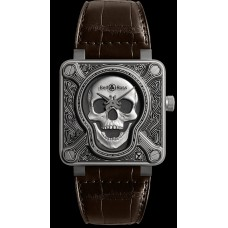 Bell & Ross BR 01 BURNING SKULL Imitation