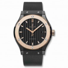 Hublot Ceramic King Gold 42mm Classic Fusion automatic watches 511.CO.1781.RX