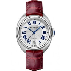 Cartier Cle De Cartier Automatic 35mm Ladies WSCL0017