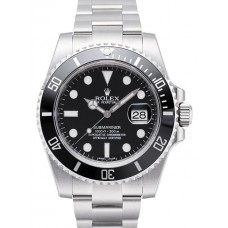 Rolex Submariner Date Black Dial 116610LN Replica