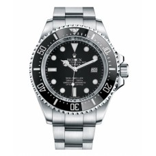 Rolex Sea Dweller Deepsea Stainless Steel Watch 116660 Replica