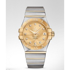 Omega Constellation Automatic Replica Watch 123.25.35.20.58.002