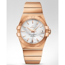 Omega Constellation Mens Automatic Replica Watch 123.50.38.21.02.001