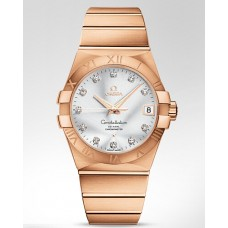 Omega Constellation Automatic Replica Watch 123.50.38.21.52.001