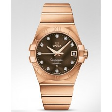 Omega Constellation Automatic Replica Watch 123.50.38.21.63.001