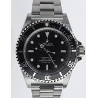 Rolex Submariner No Date Stainless Steel Black Dial 14060M Replica