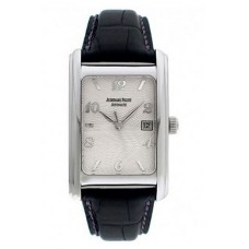 Audemars Piguet Edward Piguet 18kt White Gold Black Men's replica watch 15121BC.OO.A002CR.01