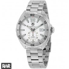 Tag Heuer Formula 1 Automatic White Dial Mens WAZ2111.BA0875 replica watch