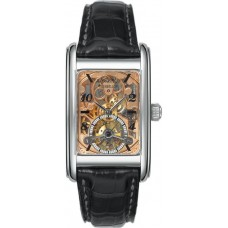 Audemars Piguet Edward Piguet Tourbillon Skeleton Men's replica watch 25947PT.OO.D002CR.01