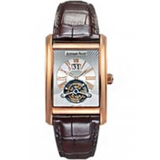 Audemars Piguet Edward Piguet Tourbillon Men's replica watch 26006OR.OO.D088CR.01