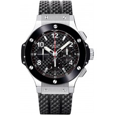 Hublot Big Bang 44mm Steel Ceramic Watch 301.SB.131.RX