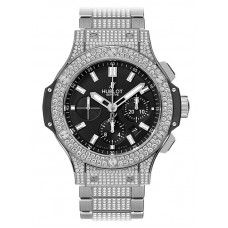 Hublot Big Bang 44mm Evolution Stainless Steel Men's Watch 301.SX.1170.SX.2704