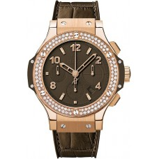 Hublot Big Bang 41mm Tutti Frutti Red Gold Watch 341.PC.5490.LR.1104