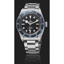 Replica Tudor Heritage Black Bay SteelAdvisor Steel and Titanium -79220B Steel unisex Watch