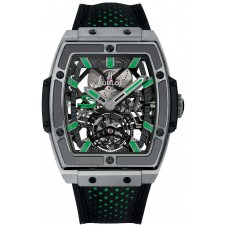 Hublot Masterpiece MP-06 Senna Titanium Mens Watch 906.NX.0129.VR.AES13