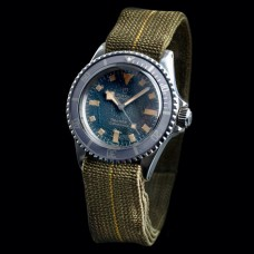 Replica Tudor Oyster Prince Submariner Marine Nationale 9401 unisex Watch
