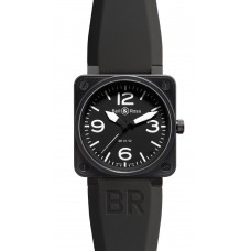 Bell & Ross BR 01-92 Carbon Automatic 46mm Mens Replica Watch