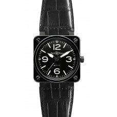 Bell & Ross BR 01-92 Automatic 46mm Mens Replica Watch Ceramic