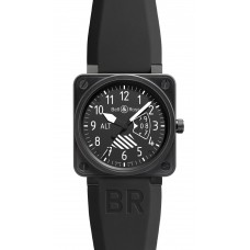 Bell & Ross  BR 01 Altimeter Flight Intruments Mens Replica Watch