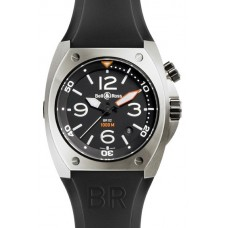 Bell & Ross Marine BR 02-92 Automatic Steel 44 mm BR 02-92