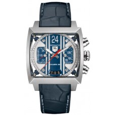 TAG Heuer Monaco 24 Calibre 36 Automatic Chronograph 40.5mm CAL5111.FC6299 Replica watch