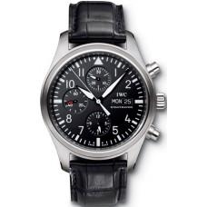 IWC Classic Pilot's IW371701 Automatic Chronograph Mens Replica watch