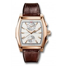 IWC Da Vinci IW376420  Chronograph Rose Gold Replica