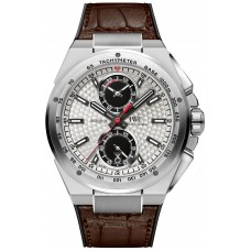 IWC Ingenieur IW378505  Chronograph Silberfeil 45mm Mens Replica watch