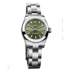 Rolex Oyster Perpetual 26 176200 Green Dial replica
