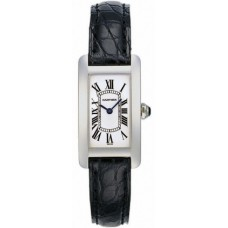Cartier Tank Americaine Ladies Watch W2601956