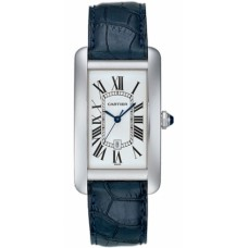 Cartier Tank Americaine Mens Watch W2603256