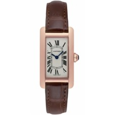 Cartier Tank Americaine Ladies Watch W2607456