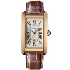 Cartier Tank Americaine Mens Watch W2609156
