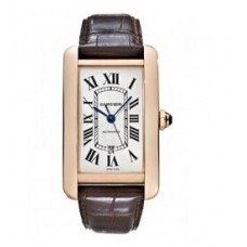 Cartier Tank Americaine Mens Watch W2609856