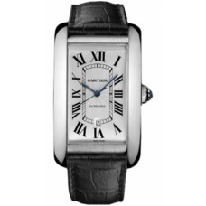 Cartier Tank Americaine Mens Watch W2609956