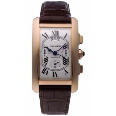 Cartier Tank Americaine Mens Watch W2610751