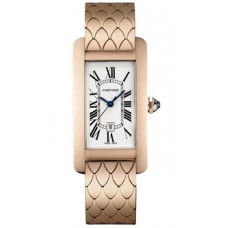 Cartier Tank Americaine Ladies Watch W2620032