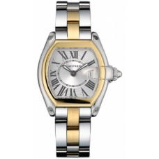 Cartier Roadster Ladies Watch W62026Y4