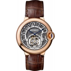 Ballon Bleu de Cartier Flying Tourbillon watch W6920104