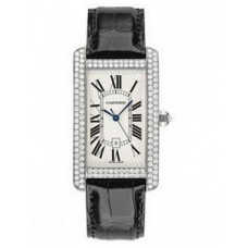 Cartier Tank Americaine Ladies Watch WB710004