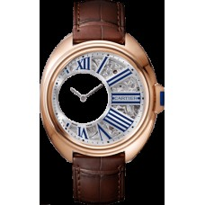 Cle de Cartier Mysterious Hours watch WHCL0003 WHCL0002