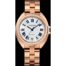 Cle de Cartier Automatic 35mm Ladies Watch