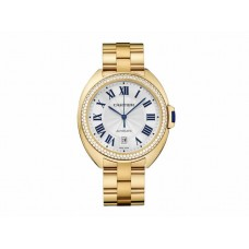 Cartier Cle de Cartier Automatic Women's Watch WJCL0010