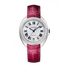 Cle de Cartier Automatic 35mm Ladies Watch WJCL0014