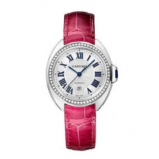 Cle de Cartier Automatic 31mm Ladies Watch WJCL0015