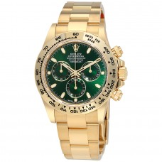 Rolex Cosmograph Daytona 116508 Black Mother of Pearl Dial 18K Yellow Gold replica Watch