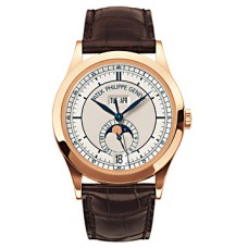 Patek Complicated Annual Calendar 18kt Rose Gold 5396R