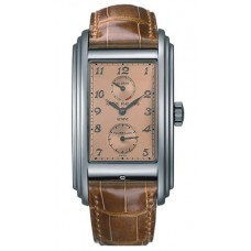 Patek Philippe 10 Day Tourbillion Rose Gold Dial Brown Leather 5101P